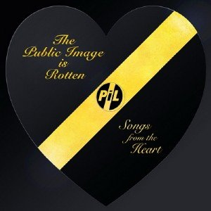 Public Image Ltd - The Public Image Is Rotten -  Songs From The Heart (2018) [2xDVD9]