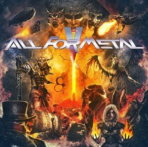 VA - All For Metal Vol. V (2018) [DVD9]