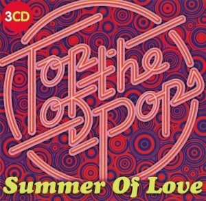 VA - Top Of The Pops: Summer Of Love (3CD, 2018)