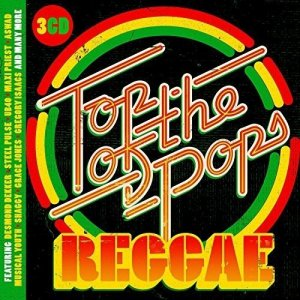 VA - Top Of The Pops Reggae (3CD, 2018)