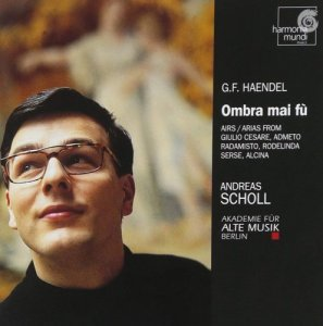 Andreas Scholl - Handel: Airs, Overtures and Concerti (1999)
