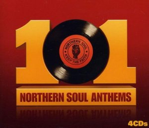 VA - 101 Northern Soul Anthems [4CD Box Set] (2009)