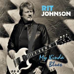 Rit Johnson - My Kinda Blues (2018)