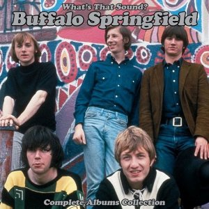 Buffalo Springfield - What's That Sound? Complete Albums Collection (2018)