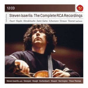Steven Isserlis - The Complete RCA Recordings (12 CDs Box Set) (2016)