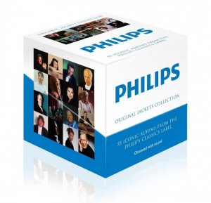VA - Philips Original Jackets Collection: Obsessed With Sound [55 CD Box Set] (2012)