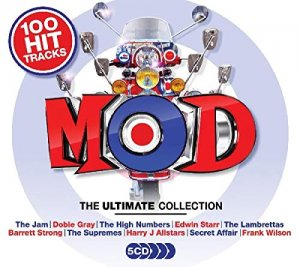 VA - Mod The Ultimate Collection (5CD, 2018)