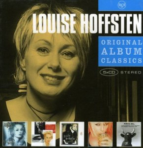 Louise Hoffsten - Original Album Classics [5CD Box Set] (2008)