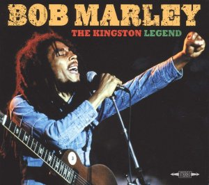 Bob Marley - The Kingston Legend (5CD, 2018)