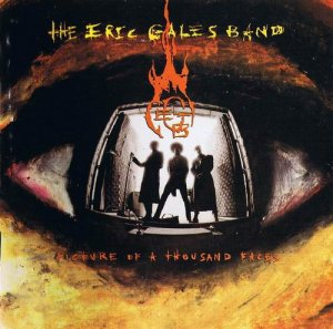 The Eric Gales Band - Picture Of A Thousand Faces (1993)
