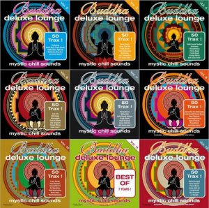 VA - Buddha Deluxe Lounge - Mystic Chill Sounds Collection, Vol.1-12 (2009-2016)