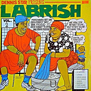 VA - Dennis Star Presents Labrish Volume 1-4 (1987-1989) [Vinyl]