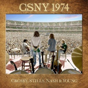 Crosby, Stills, Nash & Young - CSNY 1974 (2016)
