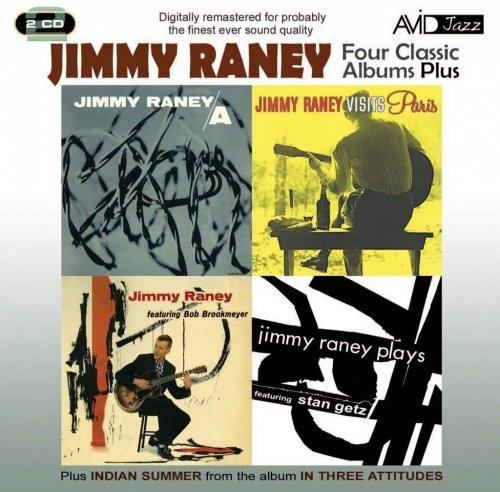 Jimmy Raney - Four Classic Albums Plus (2012) » Lossless music