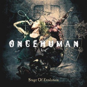 Once Human - Stage of Evolution (Live) (2018) [48kHz/24bit]