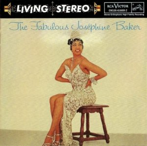 Josephine Baker - The Fabulous Josephine Baker [Remastered] (1995)