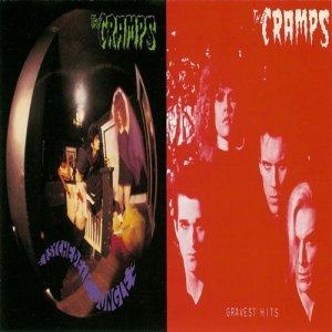 The Cramps - Psychedelic Jungle & Gravest Hits [Remastered] (1989)