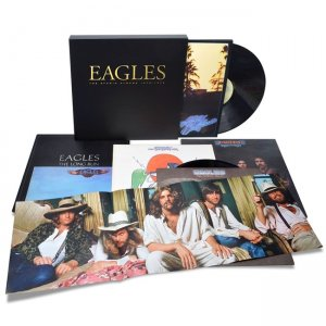 Eagles - The Studio Albums 1972-1979 (2013) [6LP Box Set,24/96]