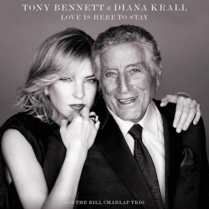 Tony Bennett & Diana Krall - Love Is Here to Stay (2018) [24/96]
