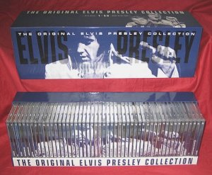 Elvis Presley - The Original Elvis Presley Collection (50CDs Box Set) (1995)