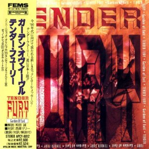 Tender Fury - Garden Of Evil (1989) [Japan Press 1990]