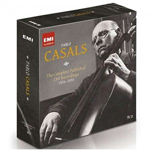 Pablo Casals - The Complete Published EMI Recordings 1926 - 1955 (2009)