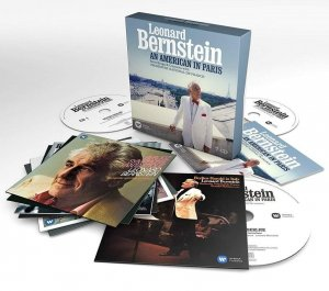 Leonard Bernstein - An American in Paris (7 CDs) (2018)