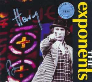 The Exponents - Erotic & The Exponents (1992) [2EP]