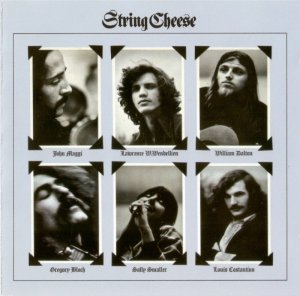String Cheese - String Cheese (1971) (Reissue, 2008)