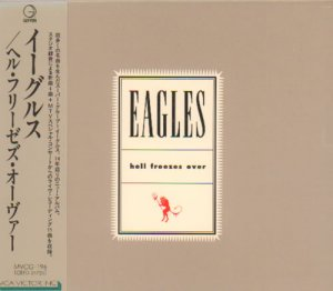 Eagles - Hell Freezes Over [Japan] (1994)