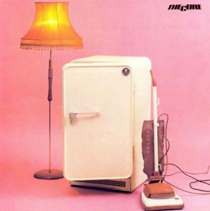 The Cure - Three Imaginary Boys (1979) [Reissue 1990]