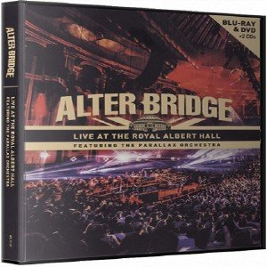 Alter Bridge - Live At The Royal Albert Hall: Featuring The Parallax Orchestra (2018) [DVD9]