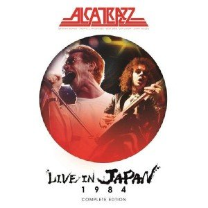 Alcatrazz - Live In Japan 1984 [Complete Edition] (2018) [Blu-ray]