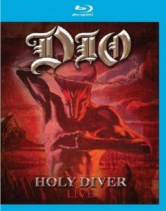 Dio - Holy Diver -  Live (2010) [Blu-ray]