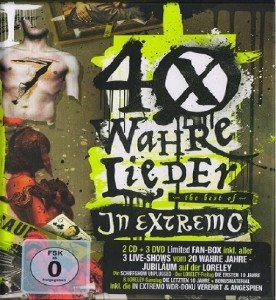 In Extremo - 40 Wahre Lieder (2017) [3xDVD9]