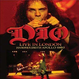 Dio - Live In London - Hammersmith Apollo 1993 (2014) [96kHz/24bit]