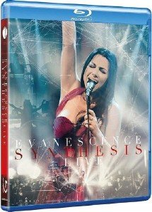 Evanescence - Synthesis Live (2018) [BDRip 1080p]
