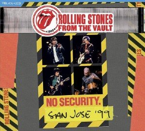 The Rolling Stones - From The Vault: No Security - San Jose '99 (2018) [Blu-ray]