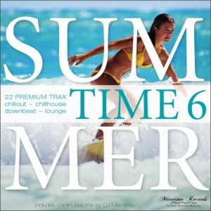 VA - Summer Time Vol 6 - 22 Premium Trax: Chillout, Chillhouse, Downbeat, Lounge (2018)