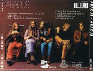 Abacus - Abacus (1971) (2004)