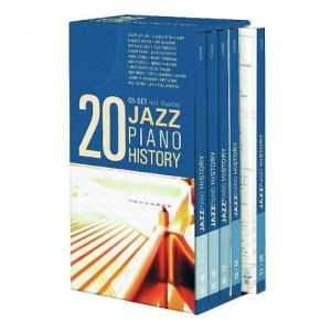 VA - Jazz Piano History (20 CDs Box Set) (2006)