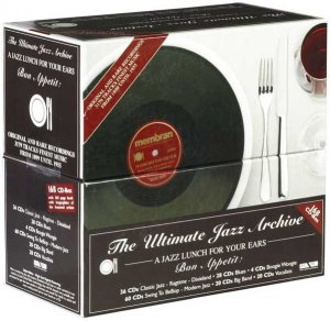 VA - The Ultimate Jazz Archive Collection (1899-1956) [168 CD Box] (2005)