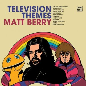 Matt Berry - Television Themes (2018) [HDtracks]