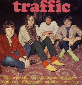 Traffic - Discography (1967-1974)