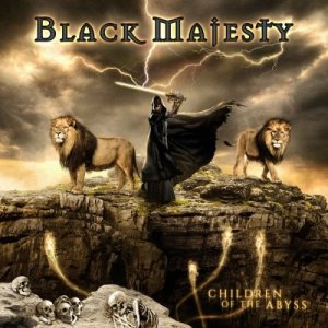 Black Majesty - Children Of The Abyss [Hi-Res] (2018)