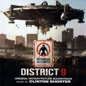 Clinton Shorter - District 9 / Район № 9 OST (2009)