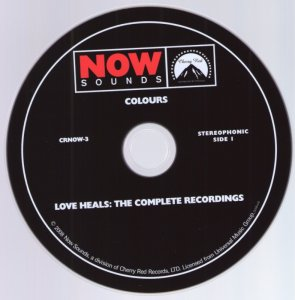 Colours - Love Heals: The Complete Recordings (1967-69) (2008)