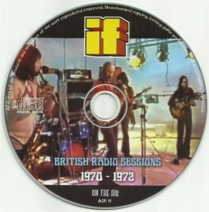 If - British Radio Sessions (1970-72) (2013)
