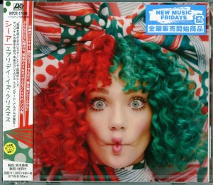 Sia - Everday Is Christmas (Japan Edition) (2017)