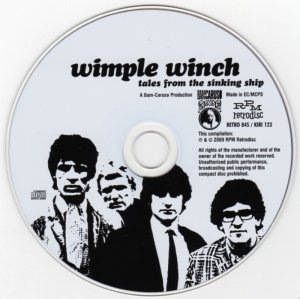 Wimple Winch - Tales From The Sinking Ship (1964-68) Remastered  (2009)